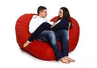 "Кресло-диван ""Сердце XL"" Арт-Пуфи"
