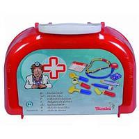 Игровой набор доктора Simba 10 предметов (5549757)