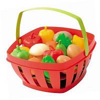 Игровой набор Ecoiffier Корзинка с продуктами (966)