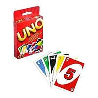 """Настольная карточная игра Mattel """"UNO"""" (W2087)"""