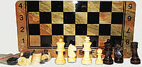 Набор 3-в-1: шахматы, шашки, нарды