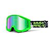 Маска 100% Strata CRAFTY LIME Mirror Lens