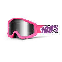 Маска 100% Strata BUBBLE GUM Mirror Lens
