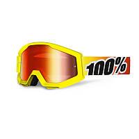 Маска 100% Strata SUNNY DAYS Mirror Lens