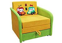 """Детский диван """"Малыш Машинка"""" Ribeka"""