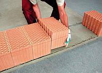 Керамический блок Porotherm Profi 44 размер блока 380х248х249