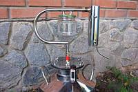 Дистиллятор для самогонного аппарата с сухопарником