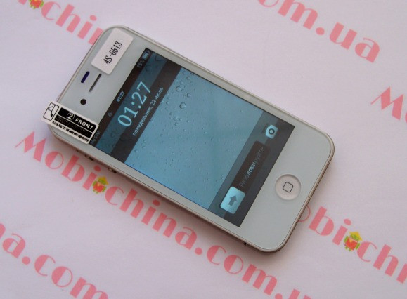 Фото обзор лучшей копии iPhone 4