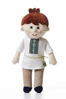 М'яка іграшка Levenya Хлопець-українець K368X  50 см