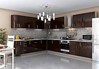 """Garant Угловая кухня """"Гламур 2500 x 3600"""" Garant"""