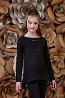Шкільна кофта для дівчинки: 3055-1 чорна