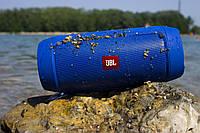 JBL Charge 2+ беспроводная акустика (синий)