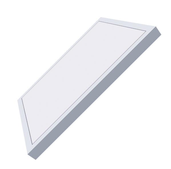 Светодиодный LED светильник OMEGA 40Вт 4000К 3200 Lm 600х600мм ELM накладной
