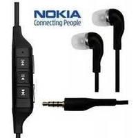 Наушники гарнитуры Nokia WH-701