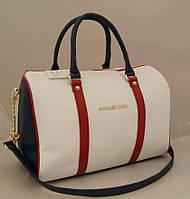 Женская сумка саквояж Mi-hael Kor$, в стиле Майкл Корс MK