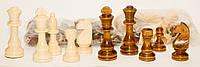 Набор фигур шахмат огромный (max 10 см)