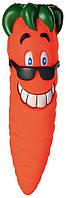 Игрушка Trixie Snack-Toy для собак виниловая, с пищалкой, 20 см