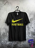 Мужская футболка с принтом Nike Football
