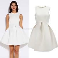 Платье женское белое АSOS