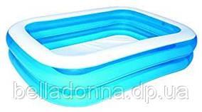 Надувной бассейн Bestway #12819 211 x 132 x 46 см