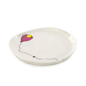 Набор круглых обеденных тарелок ORIGINAL BergHOFF Eclipse 28 см 2 шт (3705003)