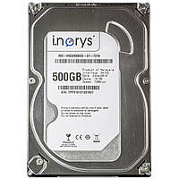 "☞Жесткий диск i.norys 500 GB 5900 rpm 8MB (INO-IHDD0500S2-D1-5908) HDD 3,5"" внутренний"
