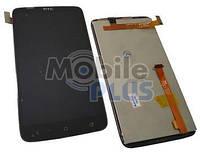 Дисплей для HTC One X, G23 с сенсором