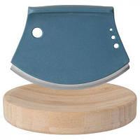 Кухонный нож-лезвие ORIGINAL BergHOFF для зелени (3950021)