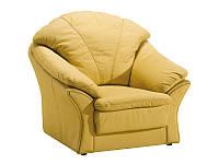 Стильное кожаное кресло BOSTON (104 см)
