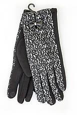 Стрейчевые сенсорные перчатки Средние WAB-16202s2, фото 3