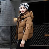 Женская короткая курточка, фото 2