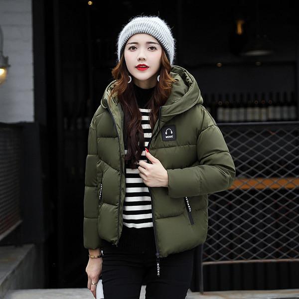 Женская короткая курточка