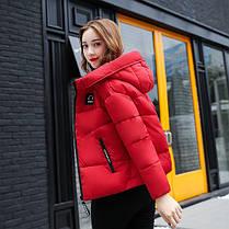 Женская короткая курточка, фото 3