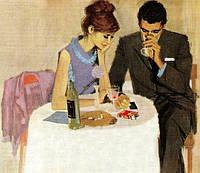 Провокация в ресторане: игра на проверку самообладания | SophPlay