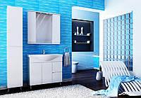 """Комплект мебели для ванной """"Моника"""" Ювента"""