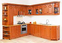 "Угловая кухня Тюльпан 2,6 м ""Світ Меблів"""