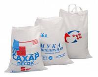 Мешки пп белые 5 кг 45х30