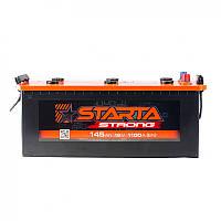 Аккумулятор STARTA Strong -145а +правый 1100 А