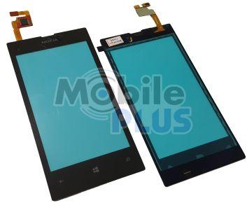 Сенсорный экран (тачскрин) для Nokia 520, 525, RM-914, RM-998