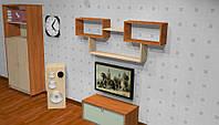 Полка мебельная, на стену, фото 1