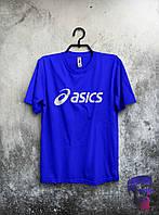 Яркие мужские футболки асикс