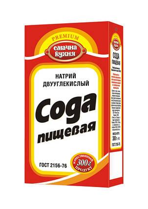 Сода пищевая 300г  , фото 2