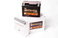 Аккумулятор МОТО STARTA 12V 4A сухозаряженный с элементом