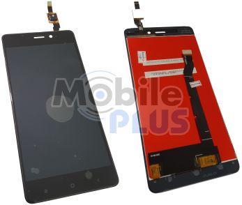 Дисплей для Xiaomi Redmi 4 с сенсорным экраном Black