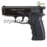 Пистолет стартовый Ekol Aras Compact черный, фото 1
