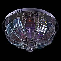 """Люстра """"торт - классика"""" с LED подсветкой на пульте управления.P5-S0611/4"""
