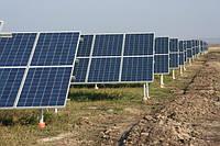 В сентябре этого года заработает Никопольская солнечная электростанция мощностью 10,7 МВт