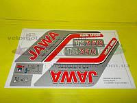 Наклейки Ява ( Jawa Twin Sport) оригинал Чехия