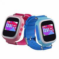 Умные детские часы-телефон Q100s с GPS