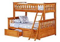 "Двухъярусная кровать ""Жасмин"" Солли"